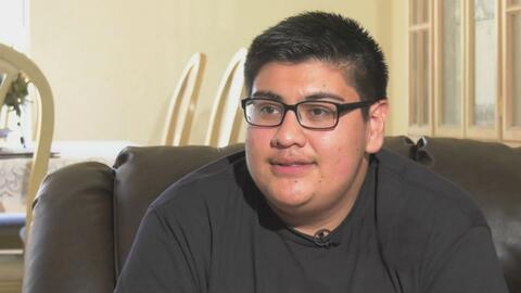 Vivía en las calles y dormía en su auto pero hoy este hispano está a punto de ir a Harvard