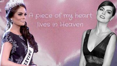 """""""Si fuera por mí ya tendría 15 hijos"""": desde que era Miss Universo la ilusión de Ximena Navarrete era ser madre"""