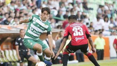 Cómo ver Lobos BUAP vs. Santos Laguna vivo, por la Liga MX 6 enero 2019