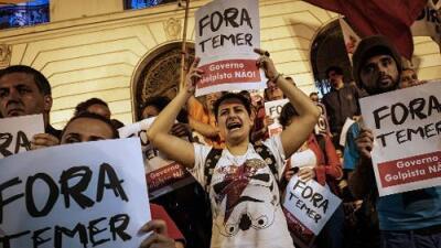Rousseff se va pero la crisis y la confusión continúan en Brasil