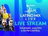 Uforia Latino Mix Live 2019