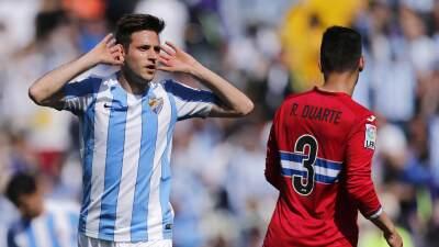 Málaga 1-1 Espanyol: Málaga y el Espanyol firman tablas en un partido gris
