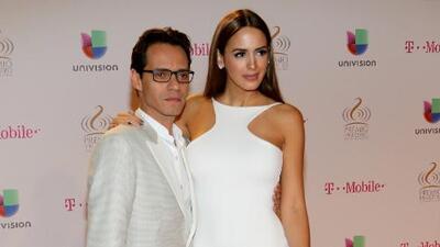 Es oficial: Marc Anthony y Shannon de Lima están separados