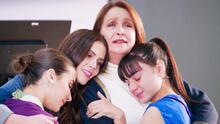 Bárbara les agradeció a Ariadna, Dafne y Gemma por sus enseñanzas y se fue a cumplir su sueño más grande