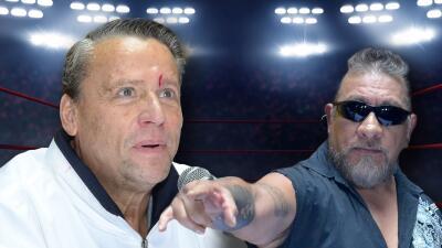 El botellazo de 'El cazafantasmas' pone en riesgo la pelea entre Alfredo Adame y Carlos Trejo
