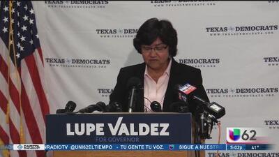 Mujer hispana se postula candidata para la gubernatura de Texas