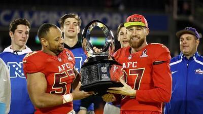 La AFC sostuvo una ventaja inicial y venció 20-13 a la NFC en el Pro Bowl