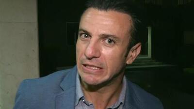 Alejandro Avila quedó cicatrizado por culpa de Sergio Sendel