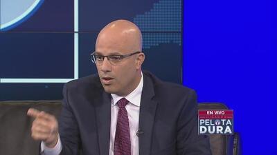 """Héctor Ferrer reacciona a la propuesta de """"limpieza profunda"""" en el PPD"""