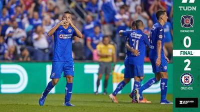 Sin pisar el acelerador, Cruz Azul avanzó a Semifinales de la Leagues Cup