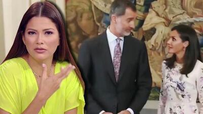 """El desencuentro público entre los reyes Felipe y Letizia que Ana Patricia considera """"ridículo"""""""