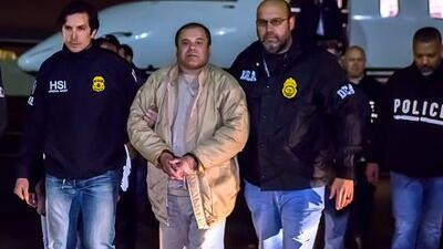 El Chapo guilty on all 10 charges