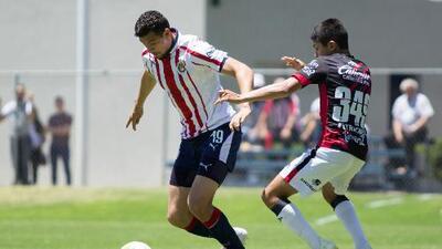 Chivas ya tuvo los primeros cambios; jugadores de primer equipo van a la 20