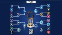 ¿Habrá revancha? Listas las Series de Campeonato en la MLB