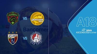 Listos días y horarios para las semifinales del Ascenso MX