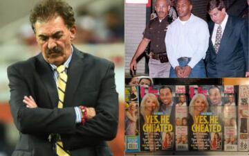 Culpables de violaciones, infidelidades y más escándalos sexuales en el mundo deportivo