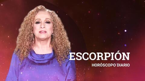 Mizada Escorpión 3 de abril de 2018