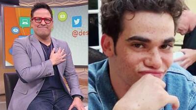 A Raúl González le parte el alma el triste mensaje del padre de Cameron Boyce junto a la última foto del actor