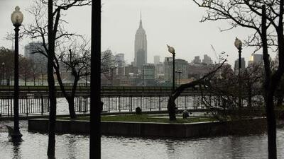 Así prepara Nueva York sus parques para las futuras tormentas