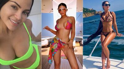 EN FOTOS: Los bikinis de las famosas que subieron la temperatura este verano 🔥