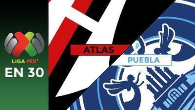 Atlas 1-0 Puebla - RESUMEN COMPLETO | Clausura 2018