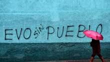 Bolivia: de Evo al caos y la incertidumbre