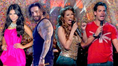 De 2004 a 2019, así han evolucionado los Premios Juventud en 15 años