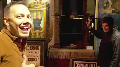 David Copperfield no comparte los trucos de magia ni con sus hijos, pero sí las tres claves para ser exitoso