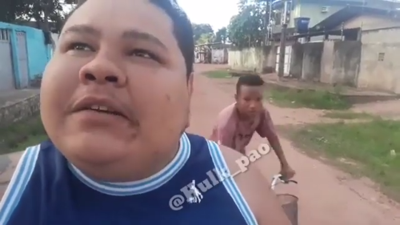 Brazil man almost got robbed by friend