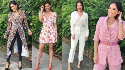 La guía de moda y belleza que Karla Martínez ha sugerido para esta temporada