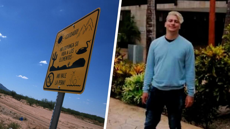 'Viajó por amor', dice amigo de inmigrante desaparecido en el desierto de Arizona hace un mes
