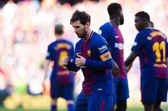 Messi y Cristiano en una lucha sin cuartel por el Pichichi