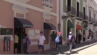 Ventas afectadas y negocios cerrados por manifestaciones en el viejo San Juan