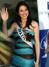 Hallan muerta a Miss Brasil 2004, Fabiane Niclotti