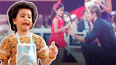 Así ha cambiado Ana Celeste, 'Doña Luchita' de Pequeños Gigantes 2011