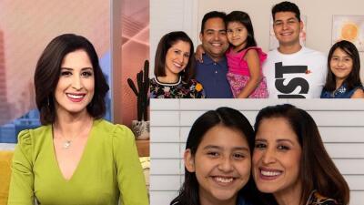 El emotivo mensaje que Elyangelica González dedicó a las familias en un día especial en su vida