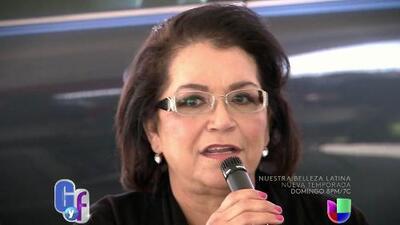 Doña Rosa Rivera también se lanza como cantante