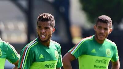 Giovani y Jonathan dos Santos anuncian campamento de fútbol para niños en Los Ángeles