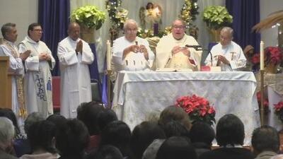 Rinden homenaje al padre Jasso tras dos décadas de servicio en Fort Worth