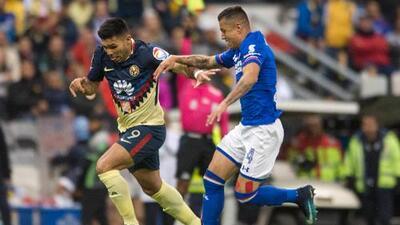América vs. Cruz Azul: horario y como ver la final de ida de la Liga MX