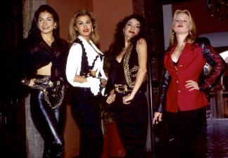 Patricia Manterola, Paulina Rubio, Bibi Gaytán y otras famosas que iniciaron su carrera en bandas