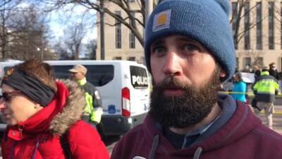 Perdió amigos en el tiroteo de Virginia Tech y hoy marcha con los sobrevivientes de Parkland