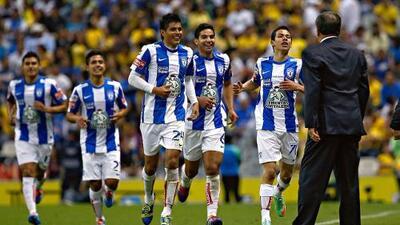 Hirving Lozano recordó su debut en la Liga MX hace cinco años