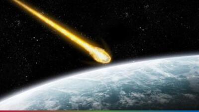 Meteorito que se dirigía a la Tierra explotó al ingresar a la atmósfera, evitando un gran desastre