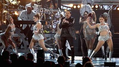 Emociones y sorpresas, así se fue la gran noche de los premios Latin GRAMMY en Las Vegas