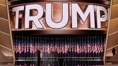 """Una Convención Republicana que pasará a la historia como el """"Show de Trump"""""""