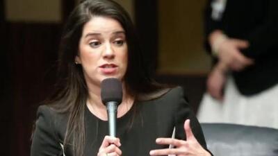 Vicepresidenta del Senado de Florida explica los proyectos legislativos para el 2018