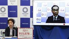Organizadores de Tokio 2020 reconocen riesgo por COVID-19