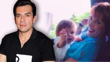 Así ha crecido Valentina, la hija de Jorge Salinas con la que el actor no convive