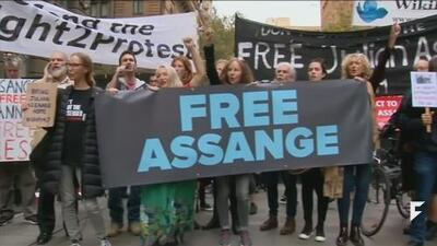 Julian Assange's arrest makes waves around the world